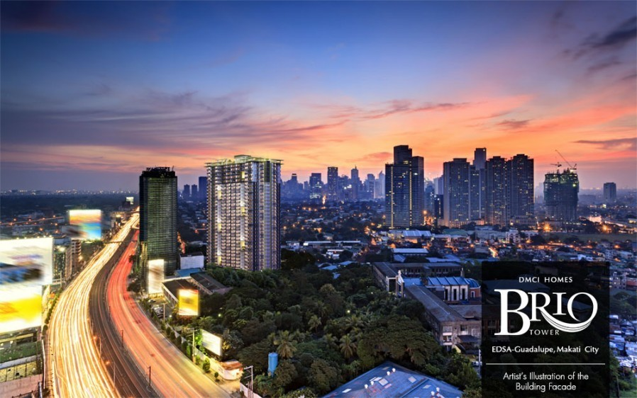 Brio Towers DMCI Guadalupe Makati