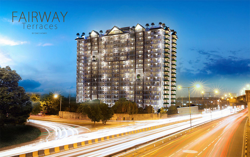 Fairway Terraces DMCI Villamor Pasay