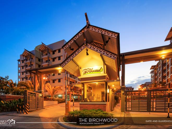 BIRCHWOOD RESIDENCES DMCI TAGUIG CITY