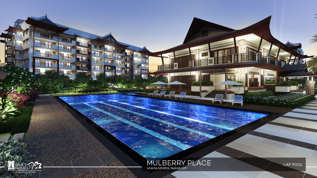 MULBERRY PLACE DMCI TAGUIG