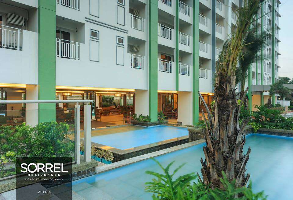 Sorrel Residences Sampaloc Manila