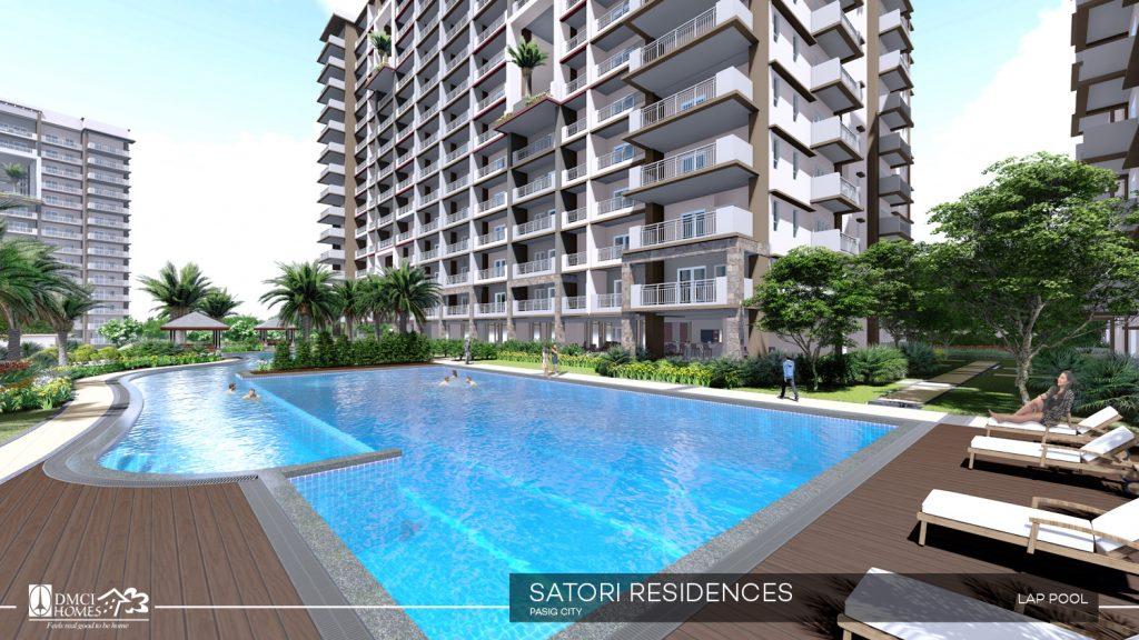 Satori Residences Santolan Pasig DMCI
