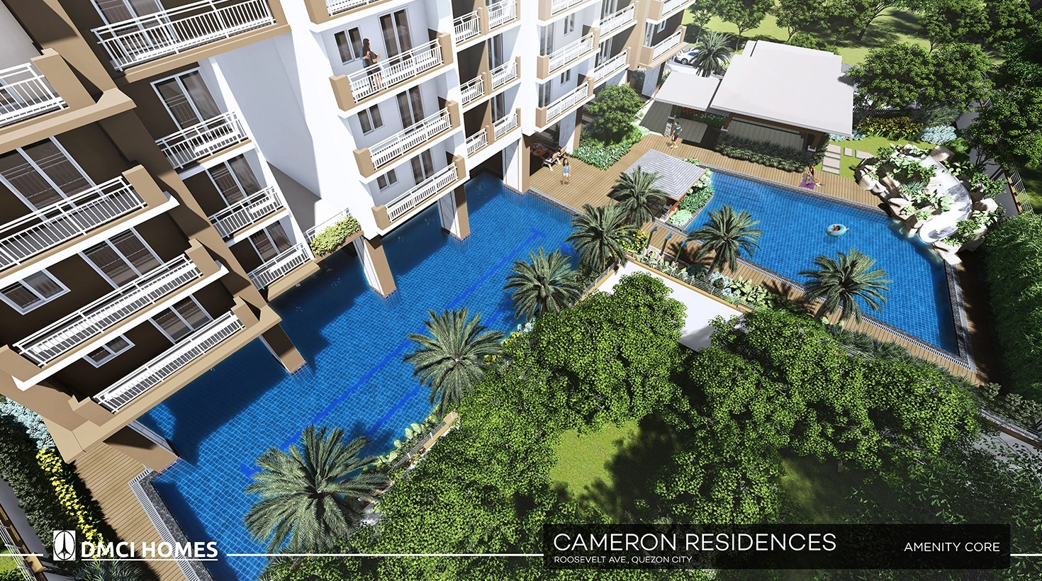 Cameron Residences - Quezon City DMCI Homes