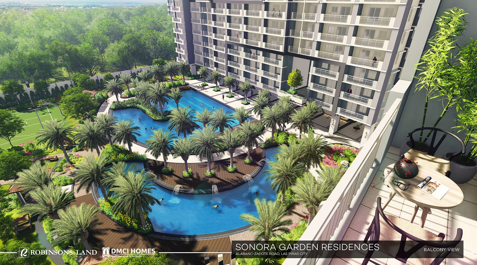 Sonora Garden Residences - Condo For Sale in Las Piñas