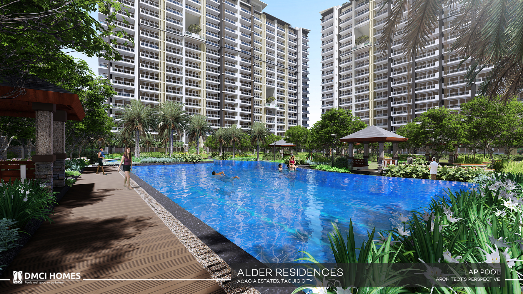 Alder Residences Condo For Sale in Taguig DMCI Homes